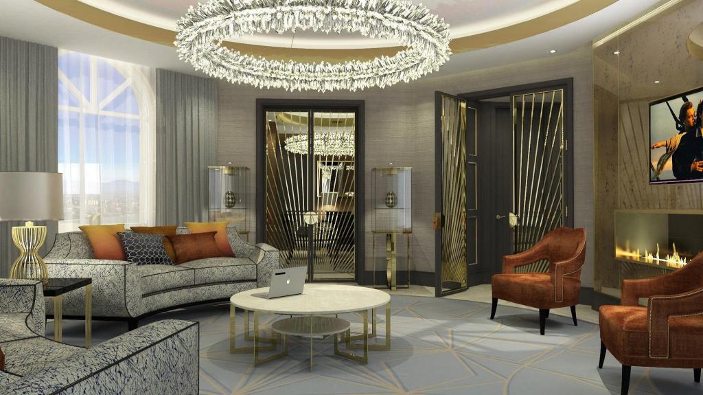 Starwood Hotels & Resorts хочет открыть отель класса «люкс» вЕреване